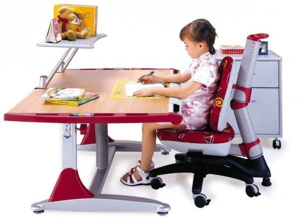 стул трансформер для школьника
