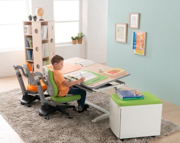 письменные столы для двоих детей трансформеры