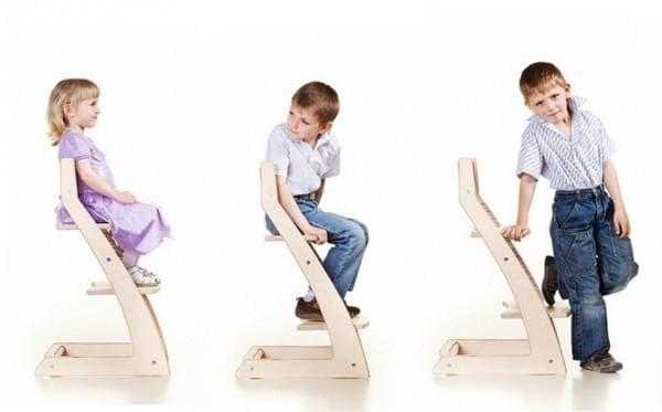 стул трансформер для ребенка