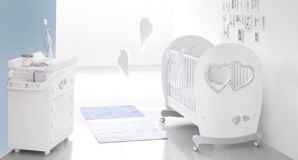 премиум кроватка для новорожденного