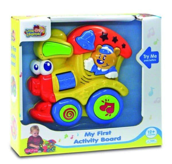 развивающие игрушки Happy Kid