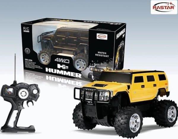 игрушечный Хаммер радиоуправляемый