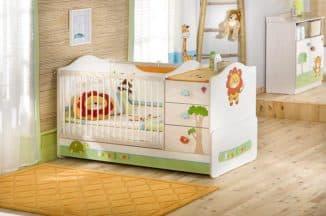 рейтинг кроваток для детей