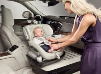Лучшее автокресло для ребенка