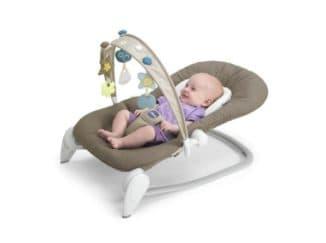 люлька-качалка для ребенка до 1 года