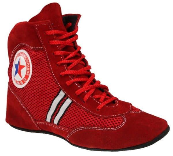 обувь для тренировок по самбо для детей