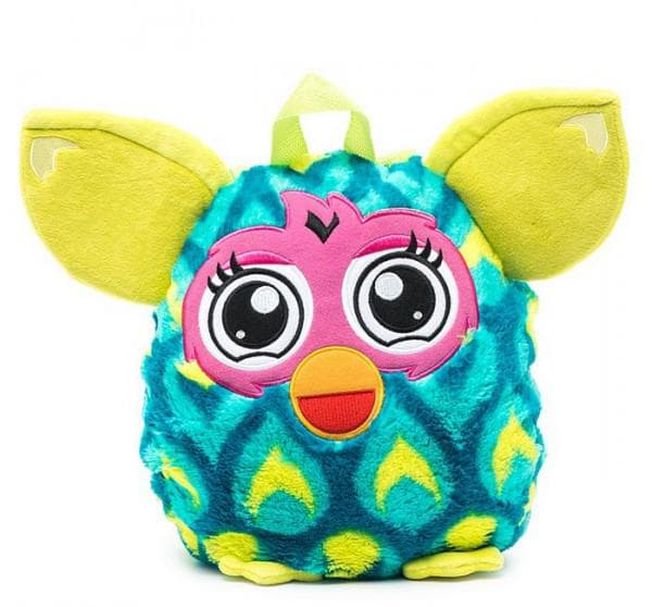 Рюкзак-игрушка Furby