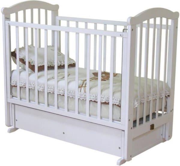 кроватка-маятник Ирина Мозжга
