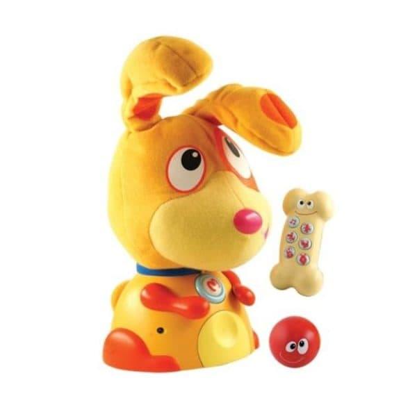 интерактивный заяц для ребенка