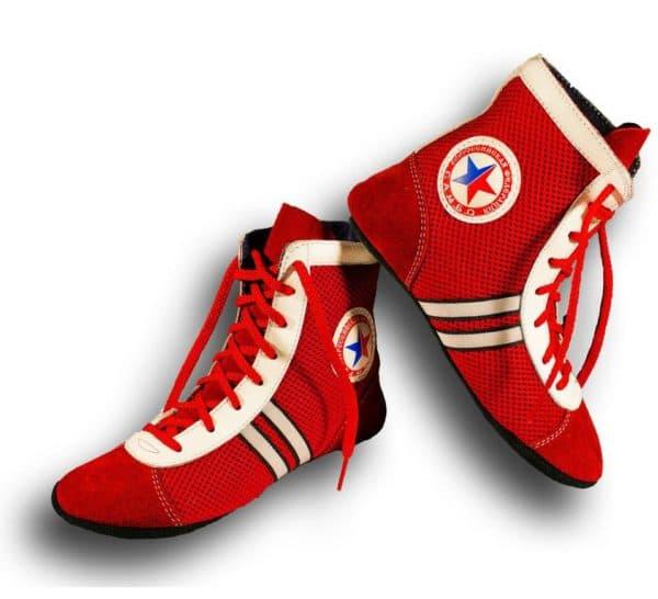 обувь для самбо детям