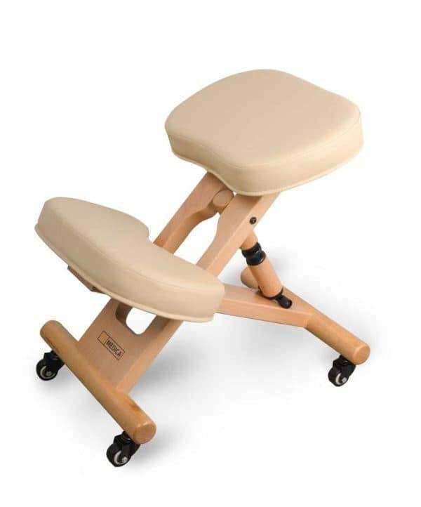 стул с опорой под колени для учебы