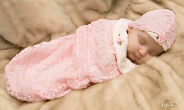 пеленка кокон для детей 0 3 месяца