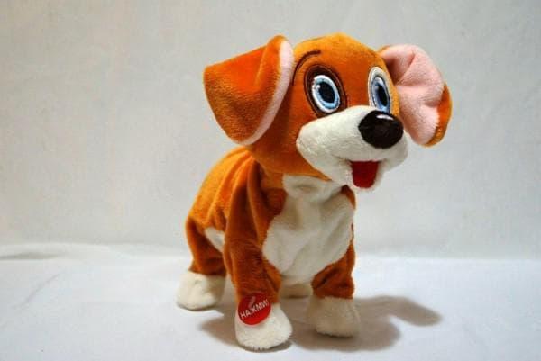 Интерактивная собака для ребенка
