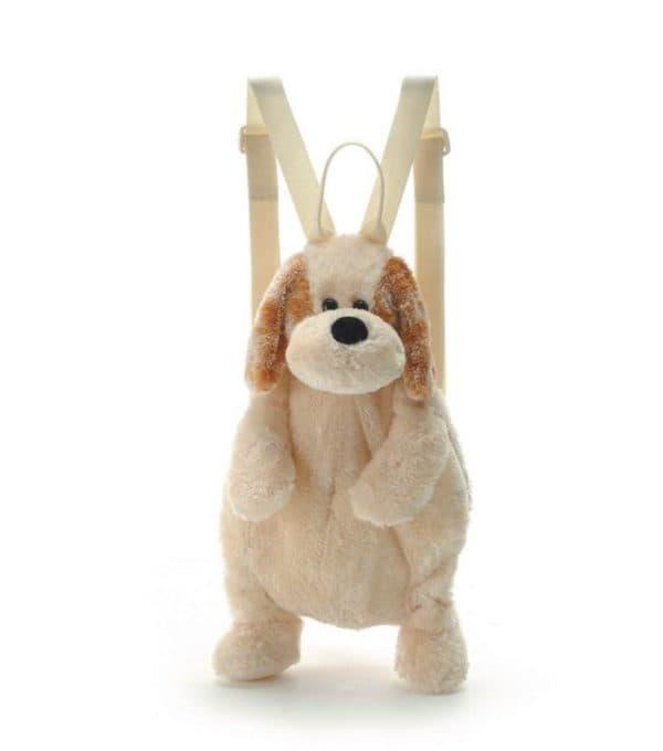 Рюкзак игрушка щенок