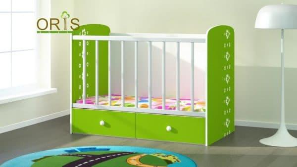 Кроватка для новорожденного недорого