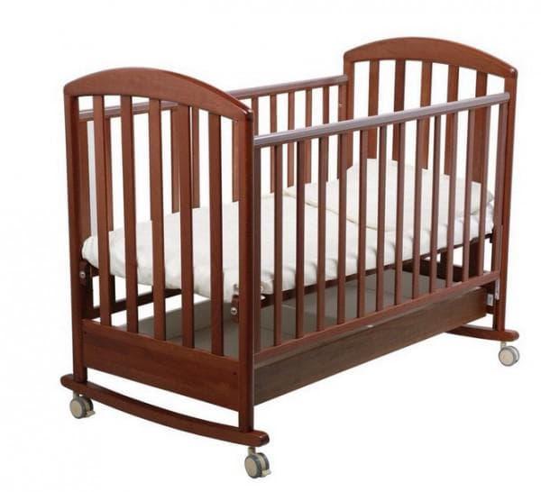 Кроватка Папалони для новорожденного