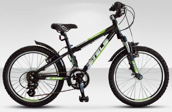 Стильный велосипед для парня от 8 лет