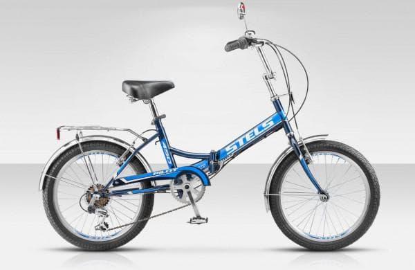 Складной велосипед для мальчика от 6 лет