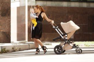 Подобрать коляску для новорожденного