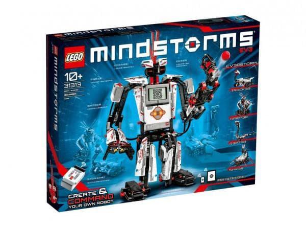 Робот Лего для детей