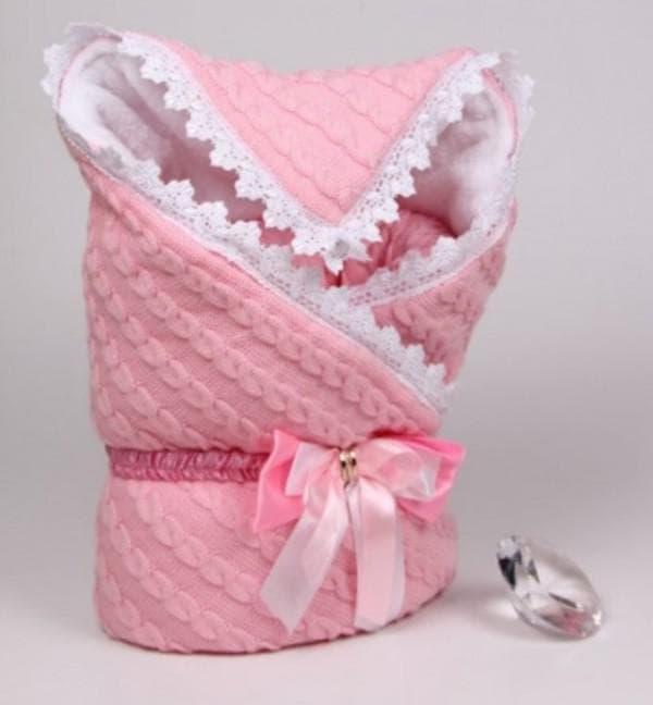 Одеяло на выписку для девочки
