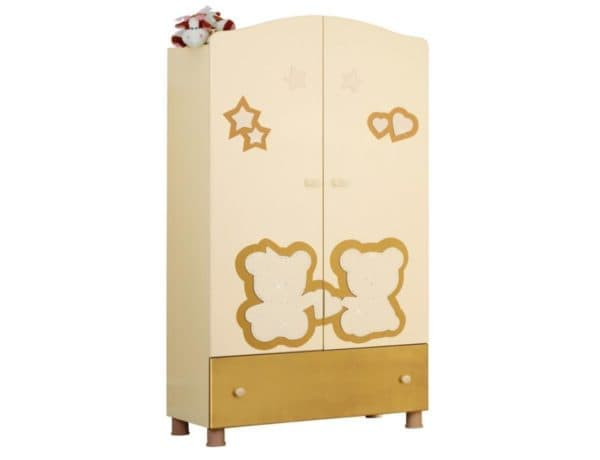 Итальянский шкафчик в детскую комнату