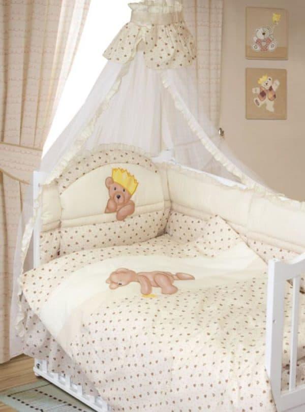 Комплект для сна новорожденного Золотой Гусь
