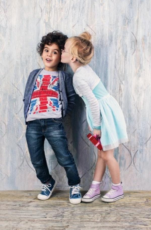 Одежда детская повседневная стильная