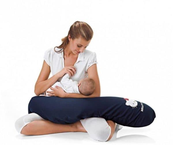 Подушка для кормления грудью Бреви