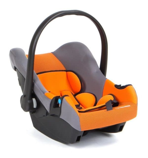 Самая удобная автолюлька для новорожденного