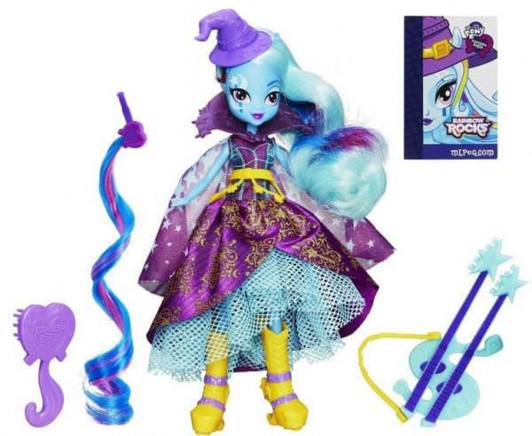 Трикси из серии кукол Радужный Рок