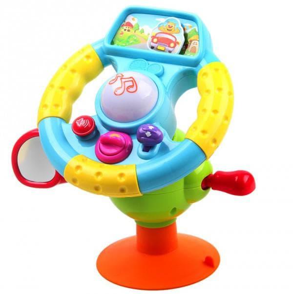 Музыкальный руль для ребенка