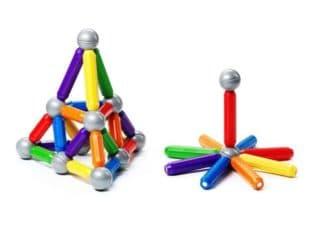 Детские магнитные конструкторы