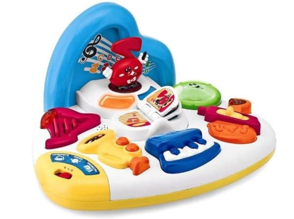 Музыкальная игрушка поющая песни для малыша