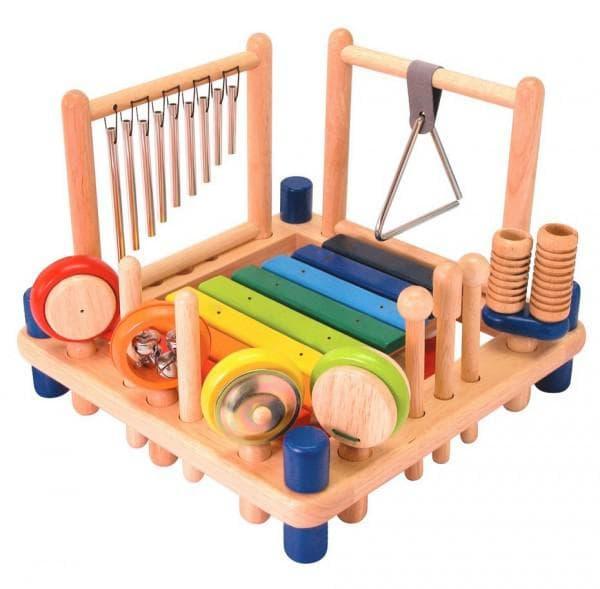 Деревянные музыкальные инструменты для детей