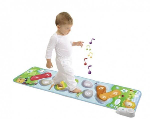 Музыкальный коврик для детей от 1 года