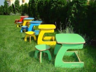 Мебель для дошколят