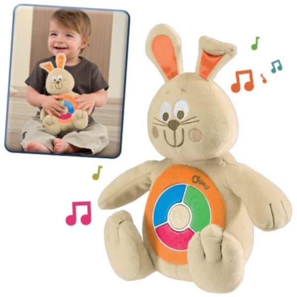 Музыкальная мягкая игрушка