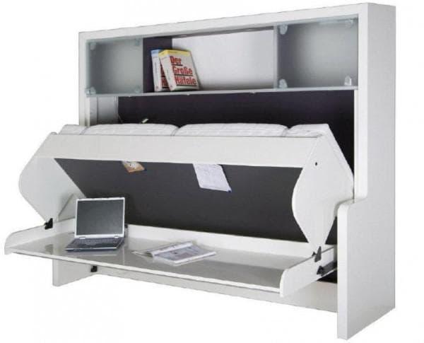 Кровать откидная с письменным столом
