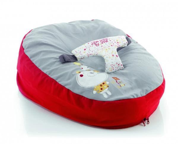 Подушка для кормления с фиксацией ребенка