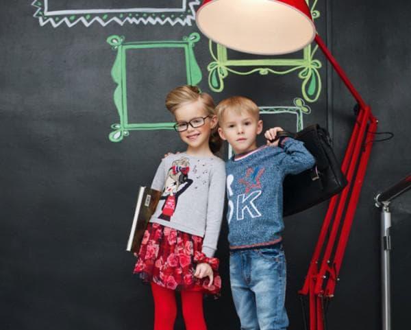 Школьная одеждя для детей Акула