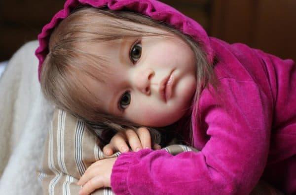 Куклы очень похожие на детей
