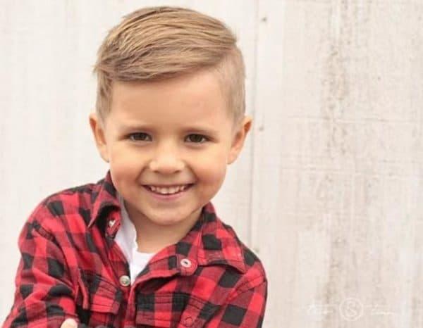 Как подстричь мальчика самостоятельно