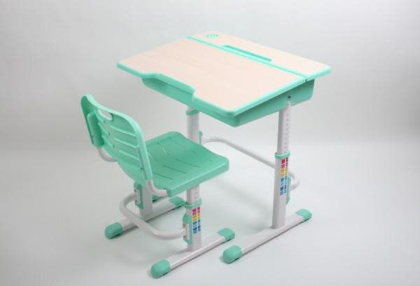 Стол и стул для дошкольника регулируемые по высоте