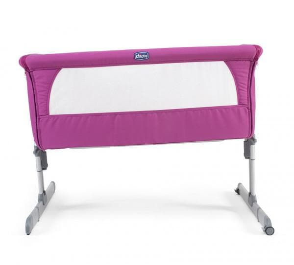 Текстильная приставная кроватка для новорожденного