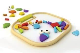 Магнитная мозаика для малышей