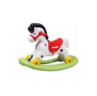 Пластиковая лошадка игрушка