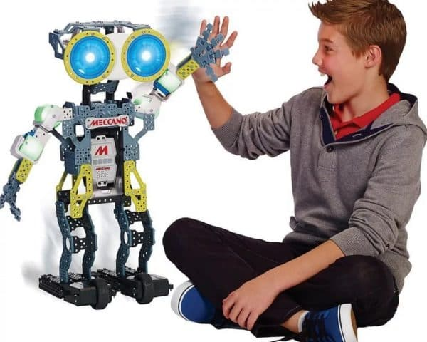 Робот MECCANO