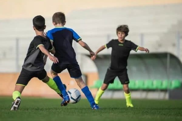 Футбольная форма для детской команды