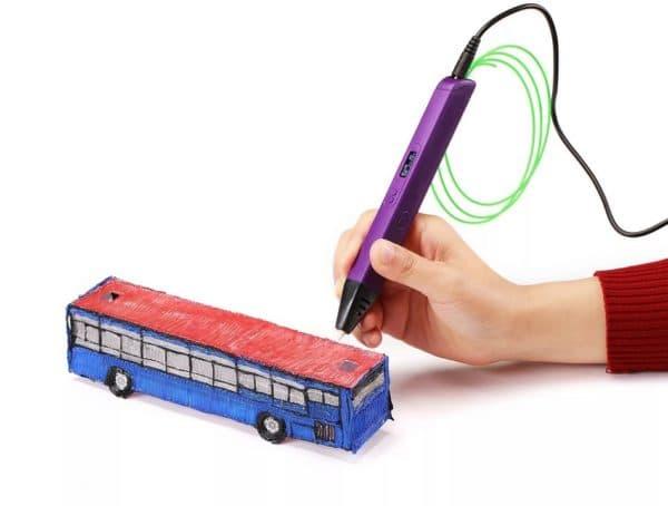 3D ручка с OLED дисплеем